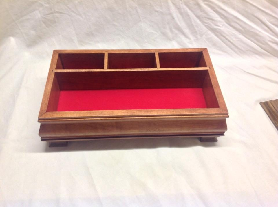 Eagle America's keepsake box project.